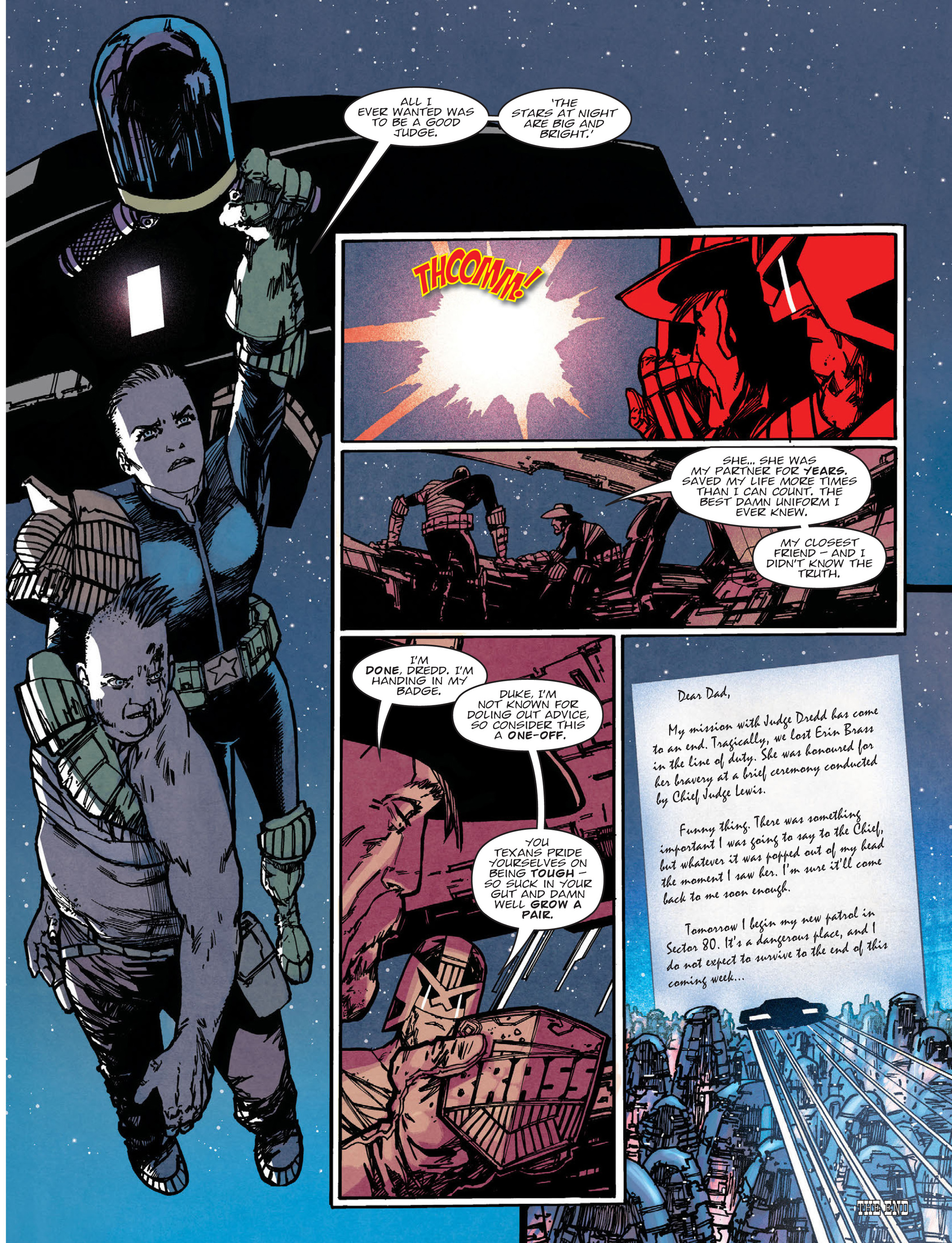 Read online 2000 AD comic -  Issue #2019 - 8