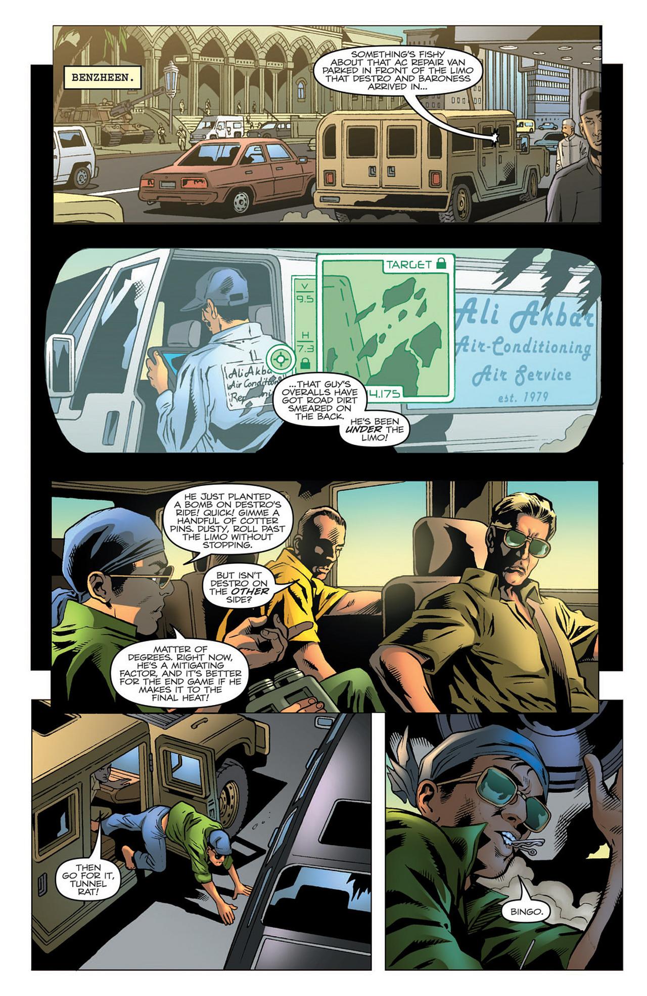 G.I. Joe: A Real American Hero 184 Page 18