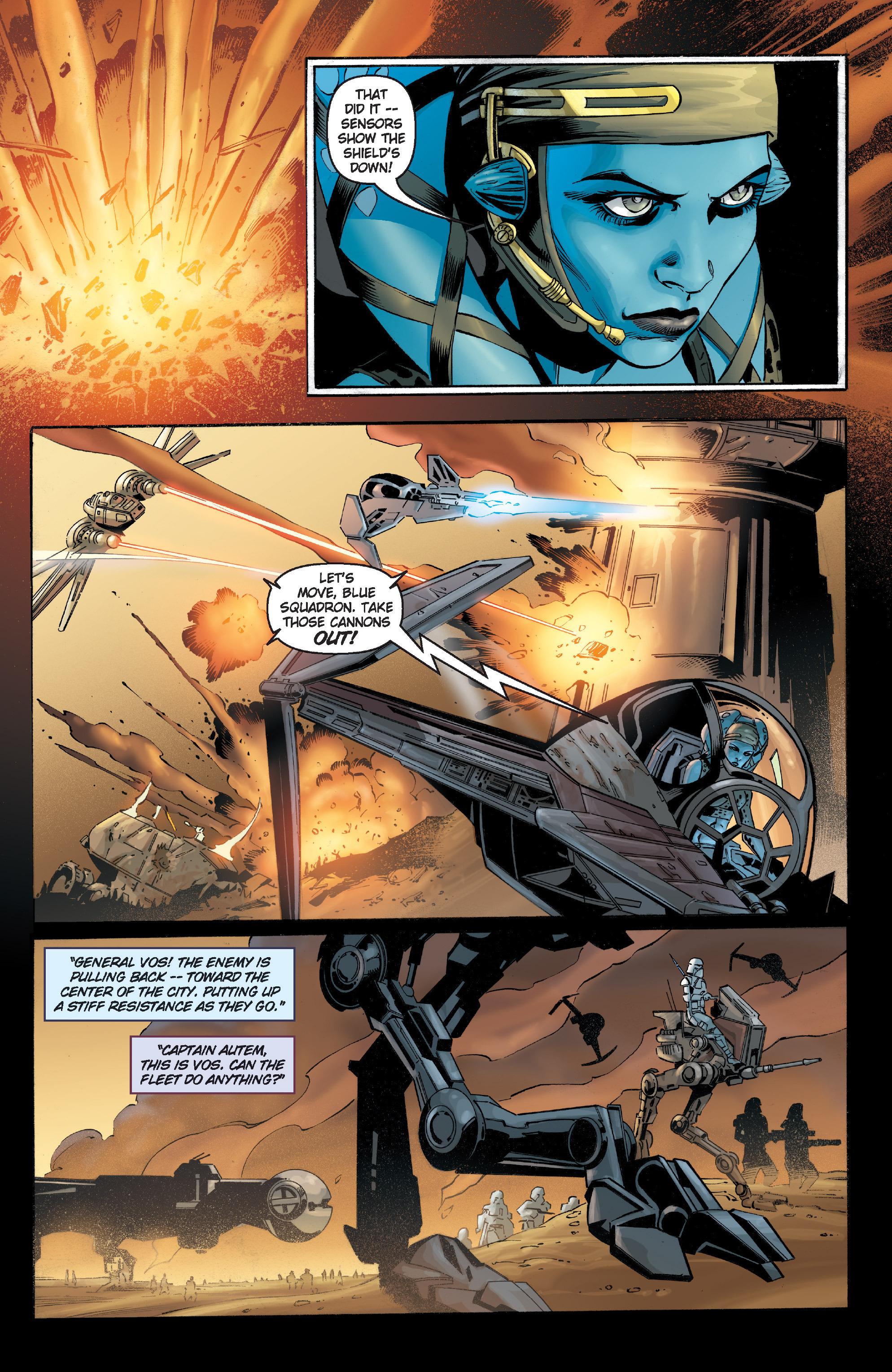 Read online Star Wars Omnibus comic -  Issue # Vol. 26 - 264