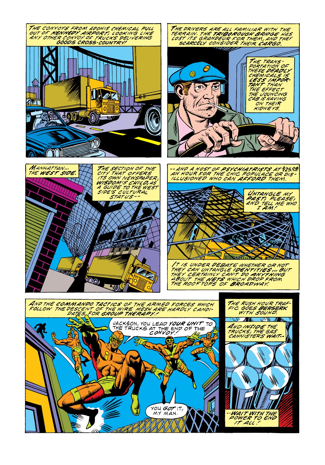 Read online Marvel Masterworks: Luke Cage, Power Man comic -  Issue # TPB 2 (Part 3) - 72