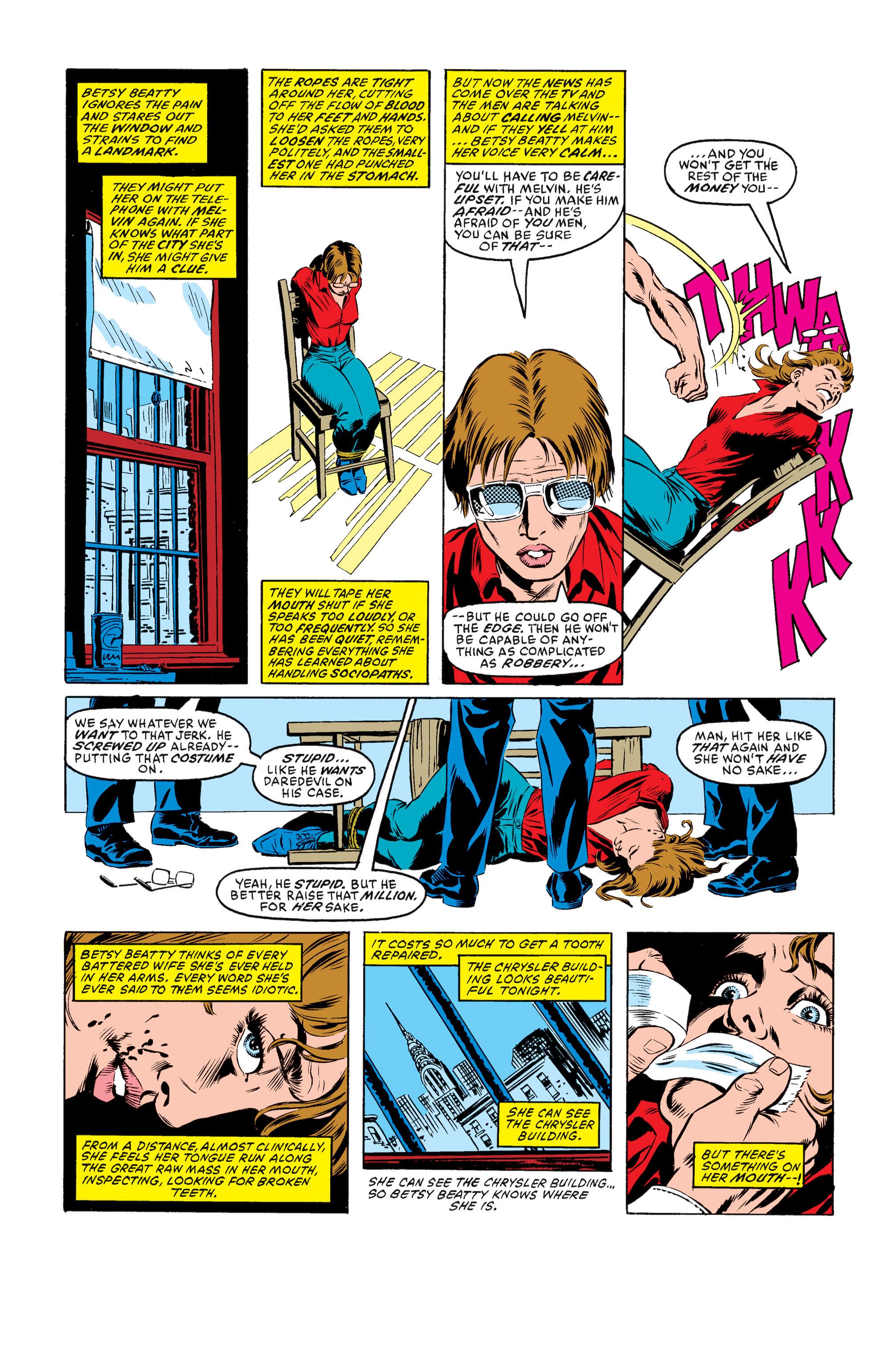 Read online Daredevil: Born Again comic -  Issue # Full - 9