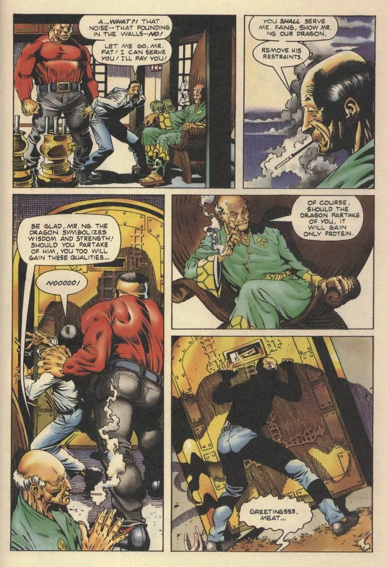 Read online Turok, Dinosaur Hunter (1993) comic -  Issue #10 - 18