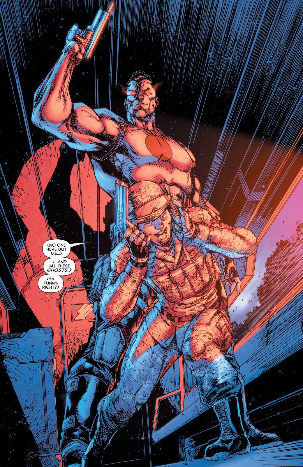 Read online Bloodshot (2019) comic -  Issue #4 - 4
