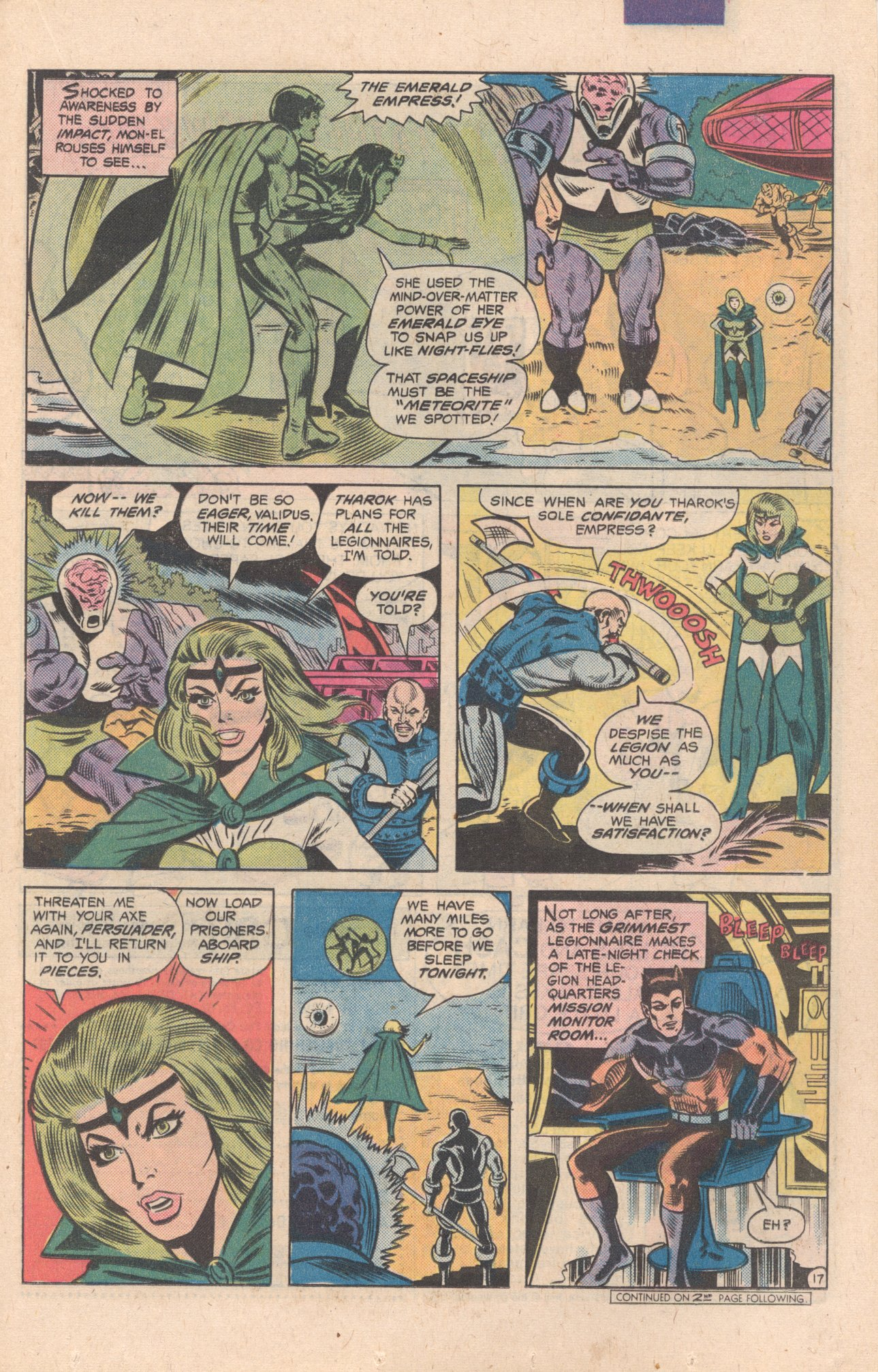 Legion of Super-Heroes (1980) 269 Page 18