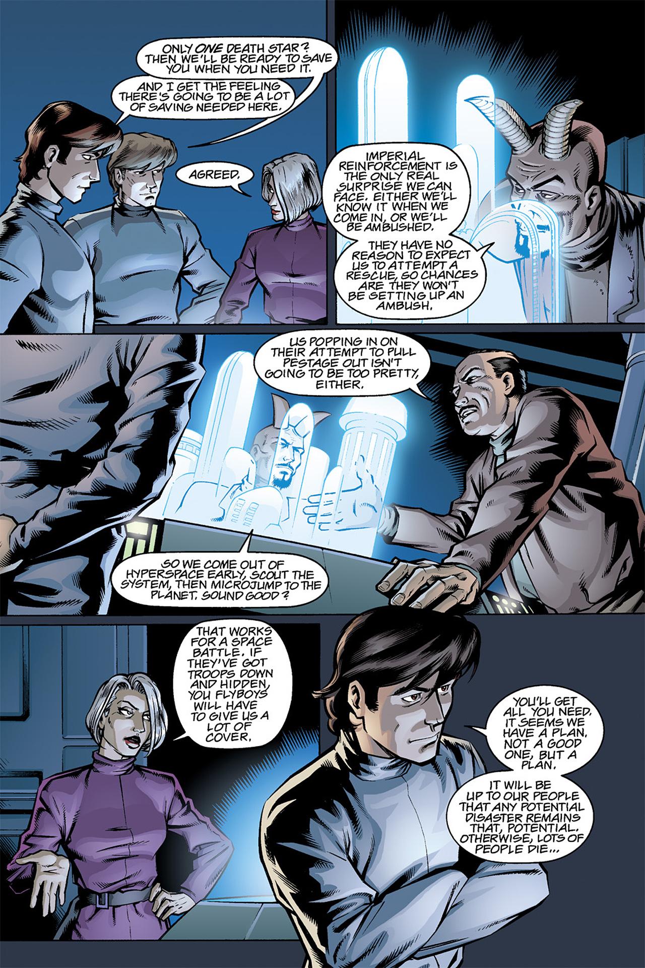 Read online Star Wars Omnibus comic -  Issue # Vol. 3 - 294