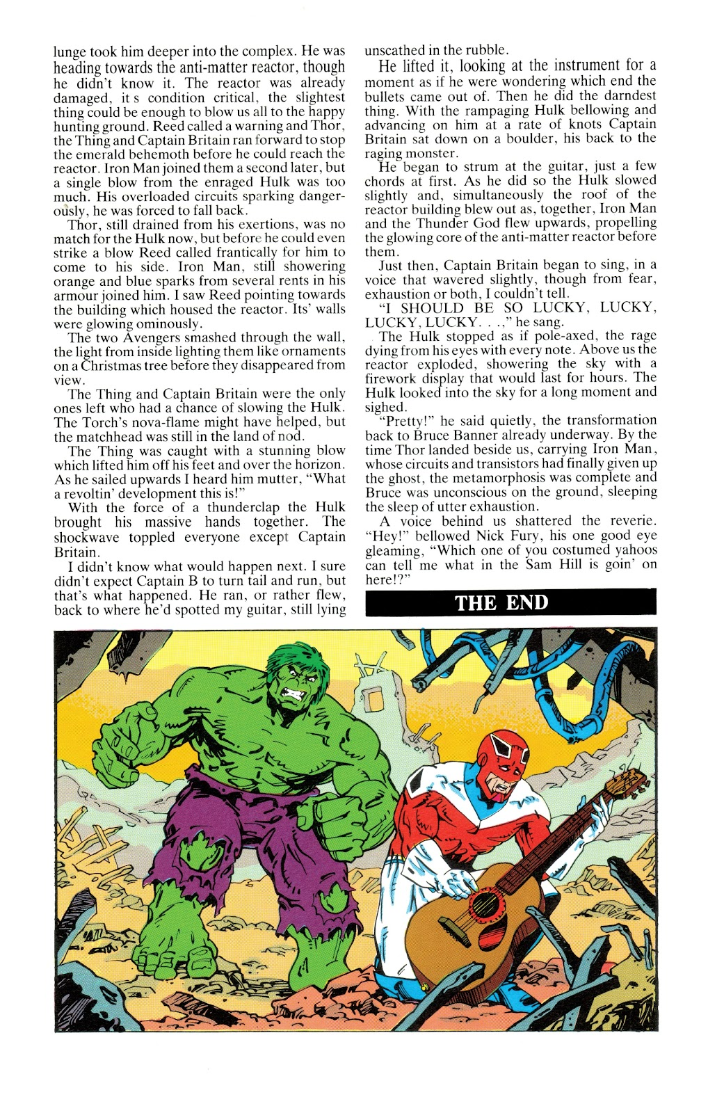 Read online Hulk: From The Marvel UK Vaults comic -  Issue # TPB (Part 3) - 44