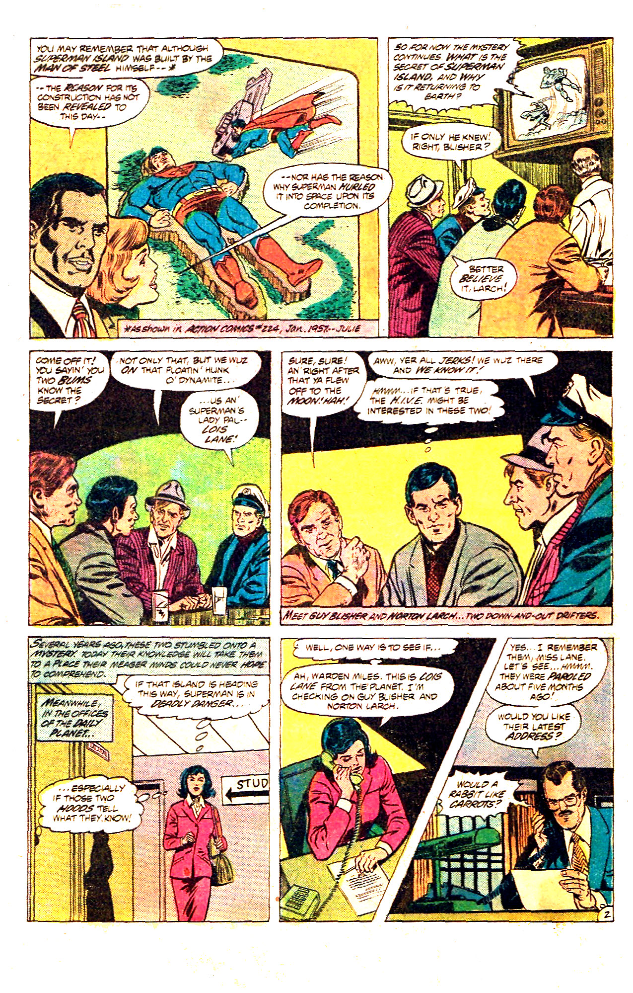 Read online Action Comics (1938) comic -  Issue #513 - 4