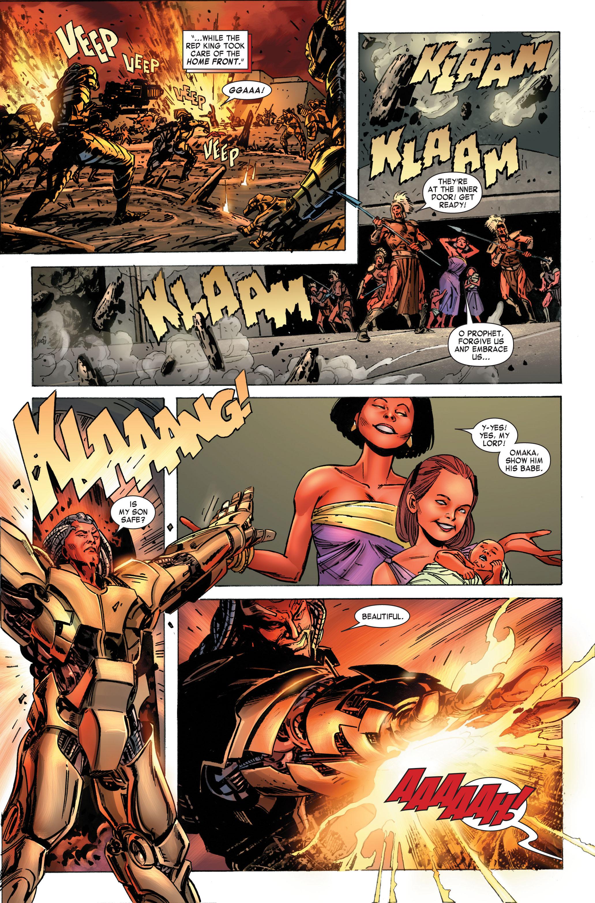Read online Skaar: Son of Hulk comic -  Issue #3 - 19