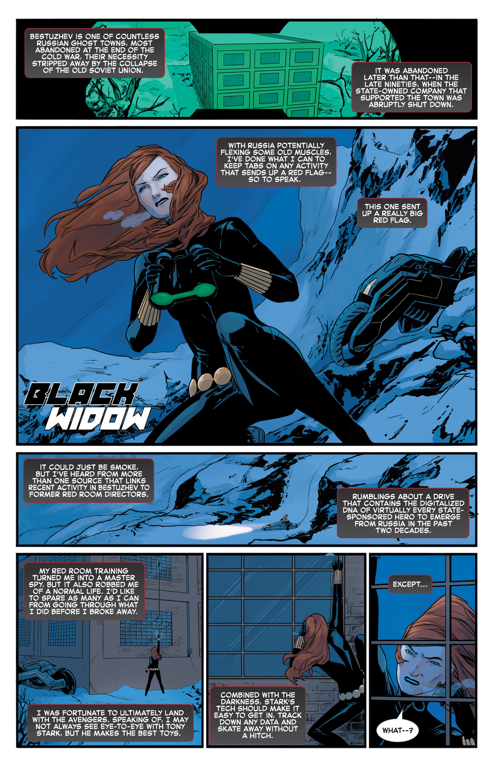 Read online A X comic -  Issue #10 - 3