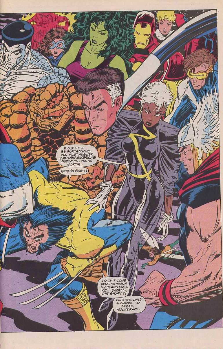 Read online Sleepwalker comic -  Issue #3 - 17