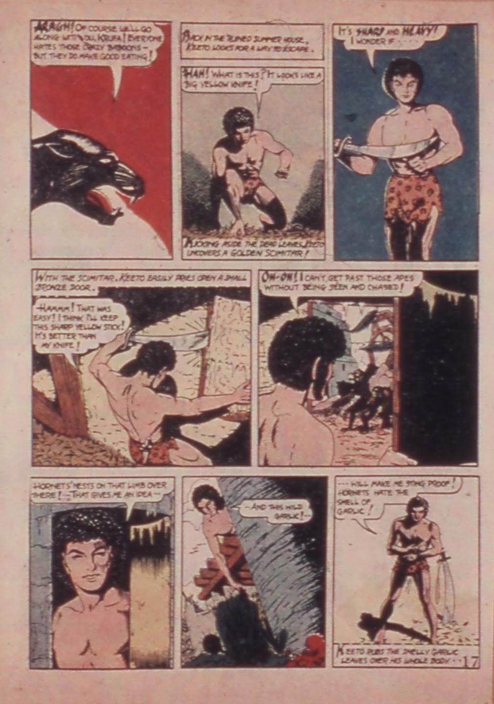 Read online Animal Comics comic -  Issue #6 - 19