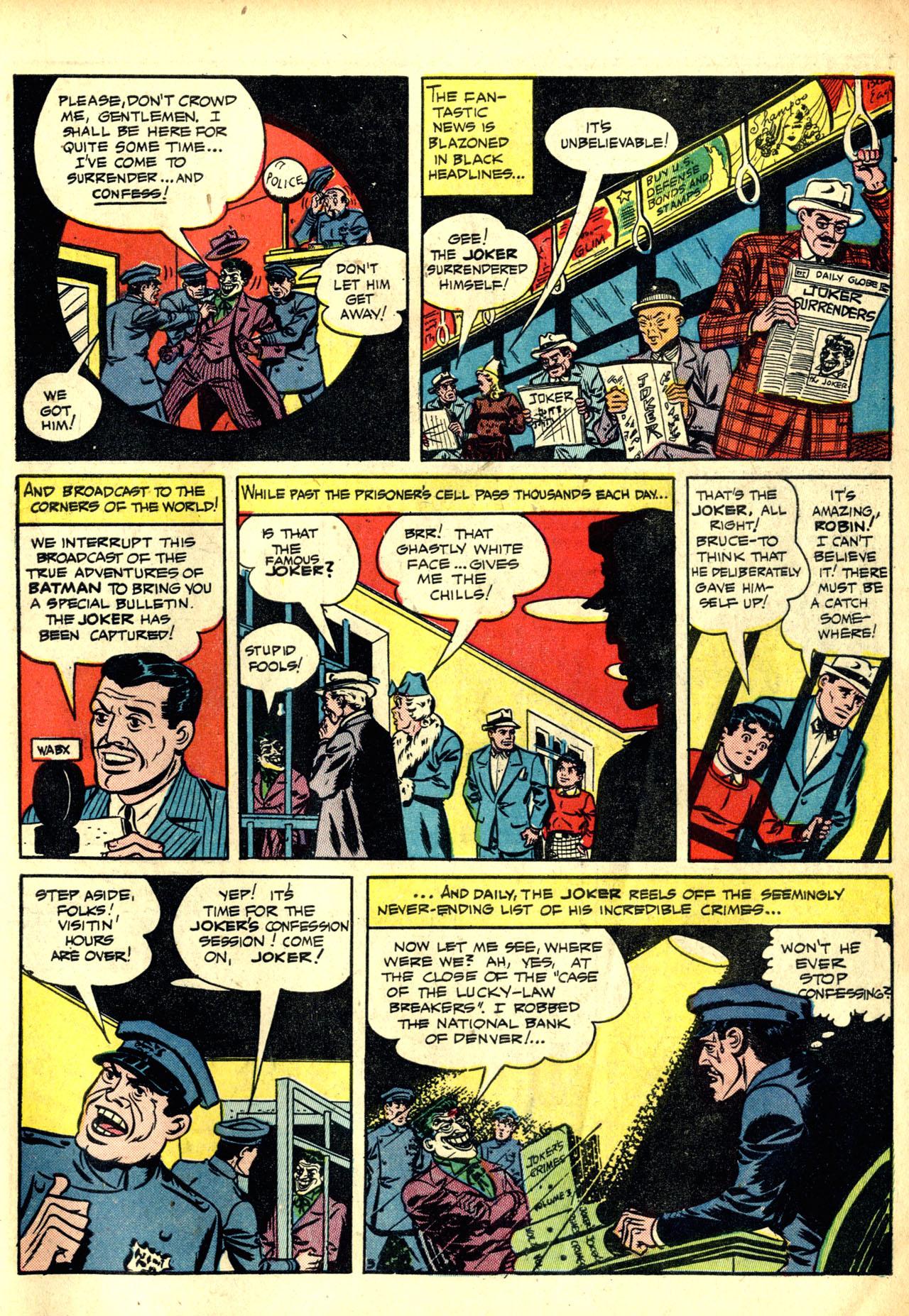 Detective Comics (1937) 64 Page 4