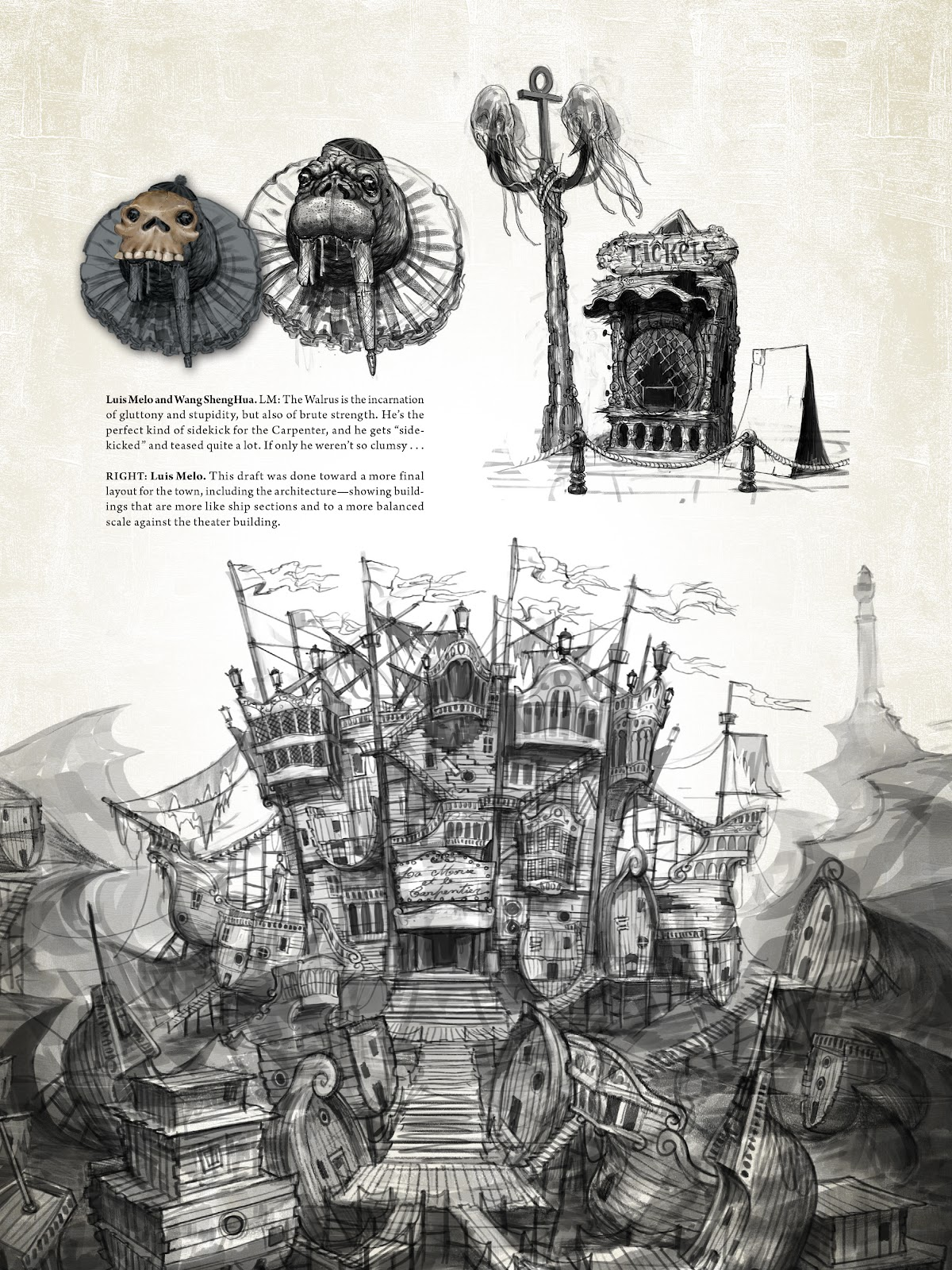 Read online The Art of Alice: Madness Returns comic -  Issue # TPB (Part 2) - 8