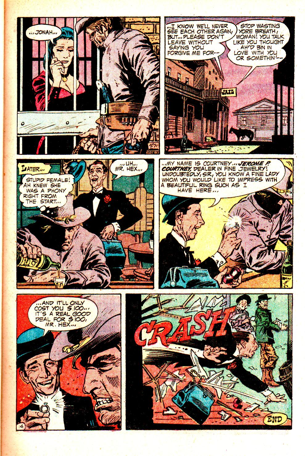 Read online All-Star Western (1970) comic -  Issue #11 - 19
