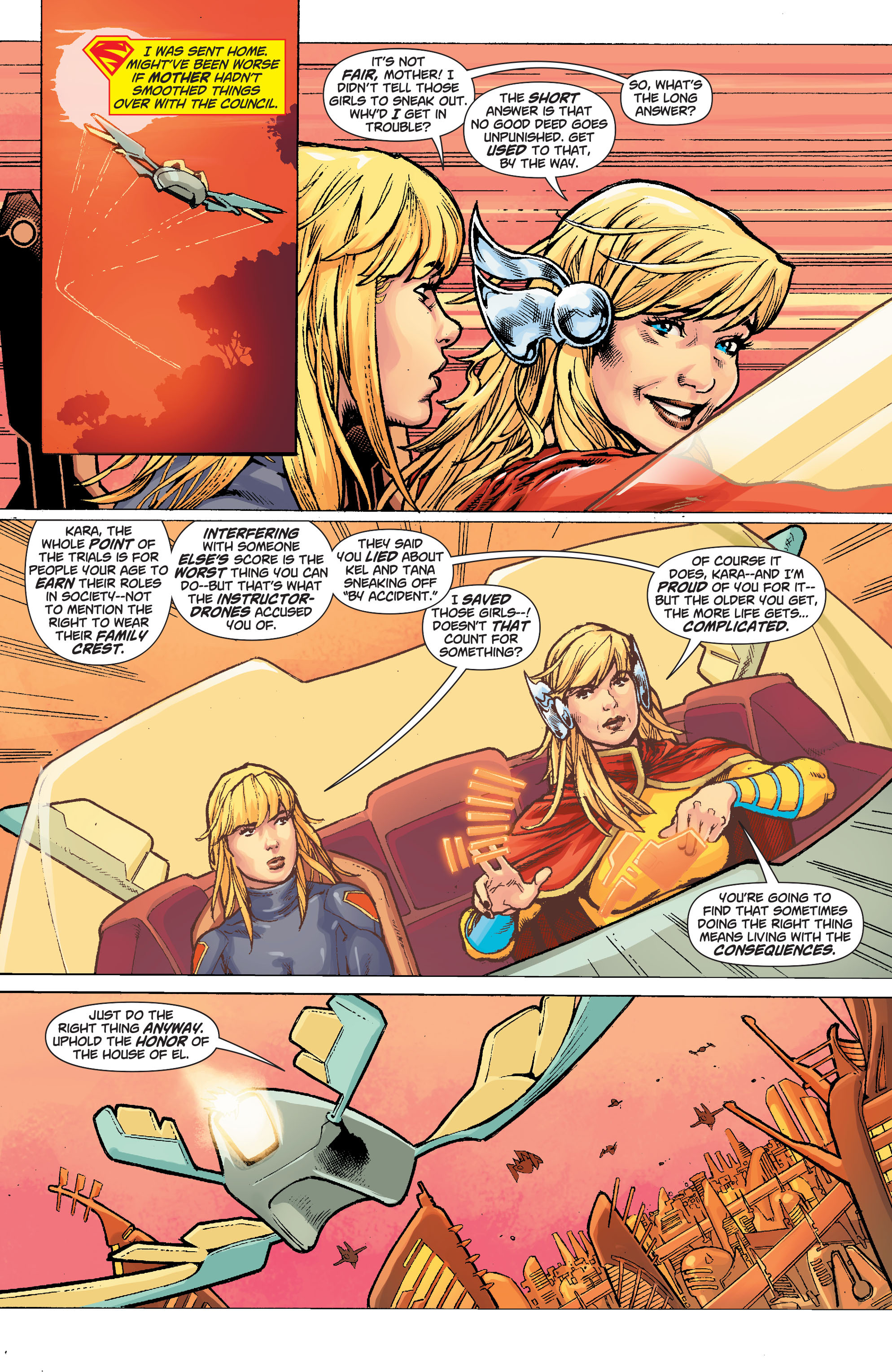 Read online Secret Origins (2014) comic -  Issue #1 - 29