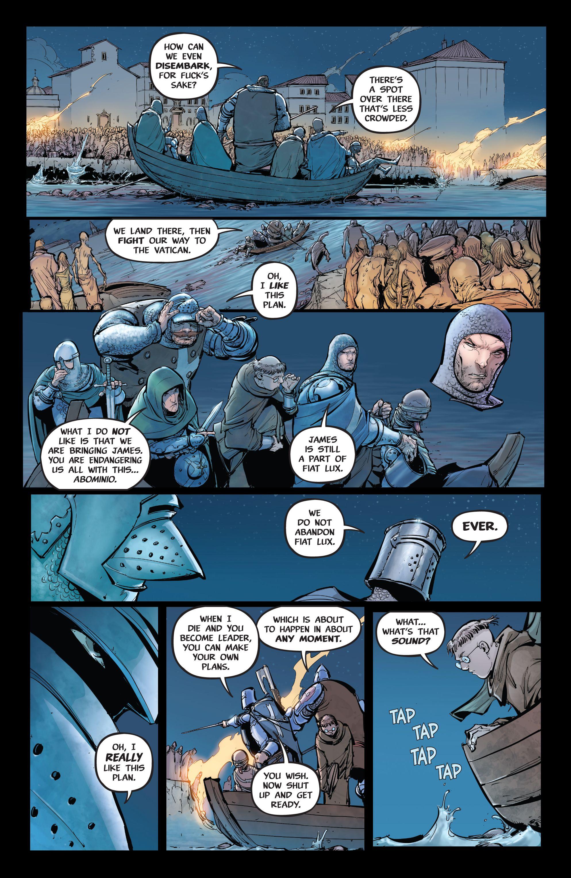 Read online Pestilence comic -  Issue #2 - 15