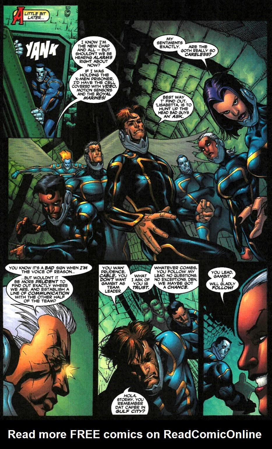 X-Men (1991) 104 Page 14