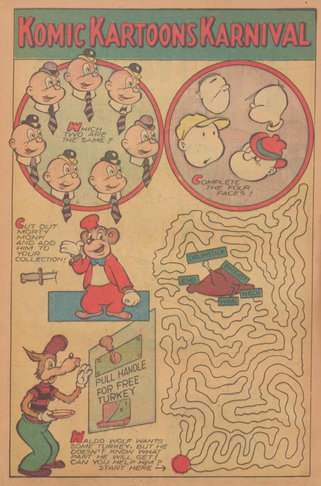 Krazy Komics issue 25 - Page 13