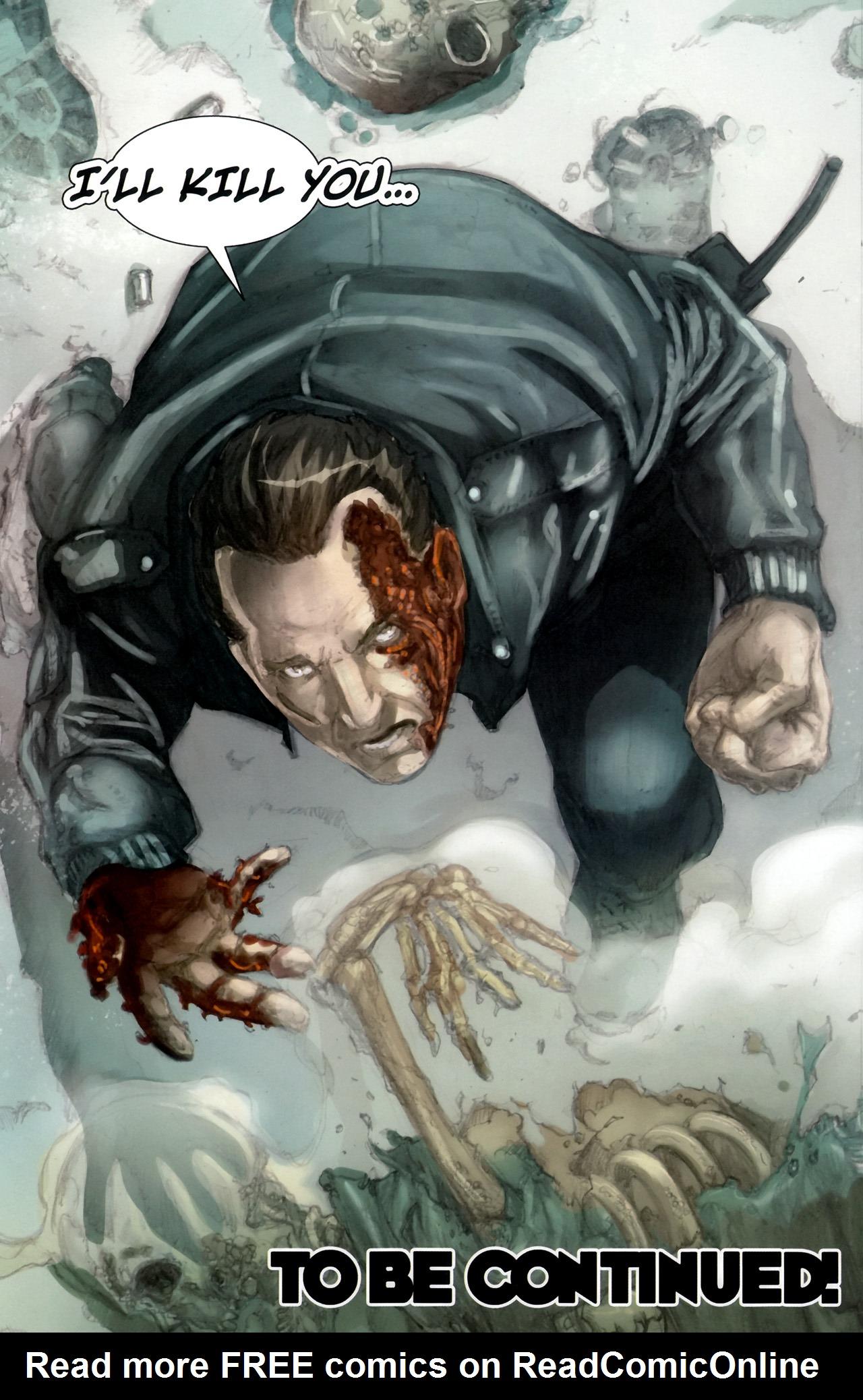 Read online Phoenix comic -  Issue #3 - 23
