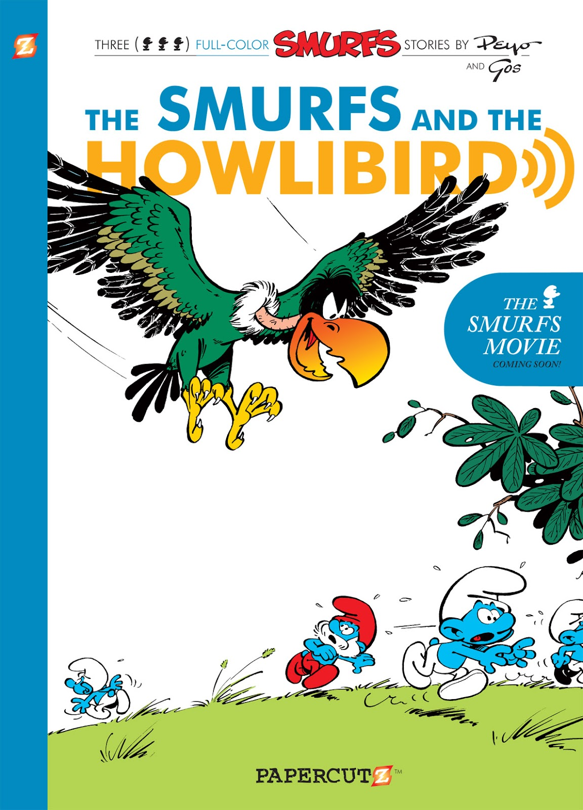 Read online The Smurfs comic -  Issue #6 - 1