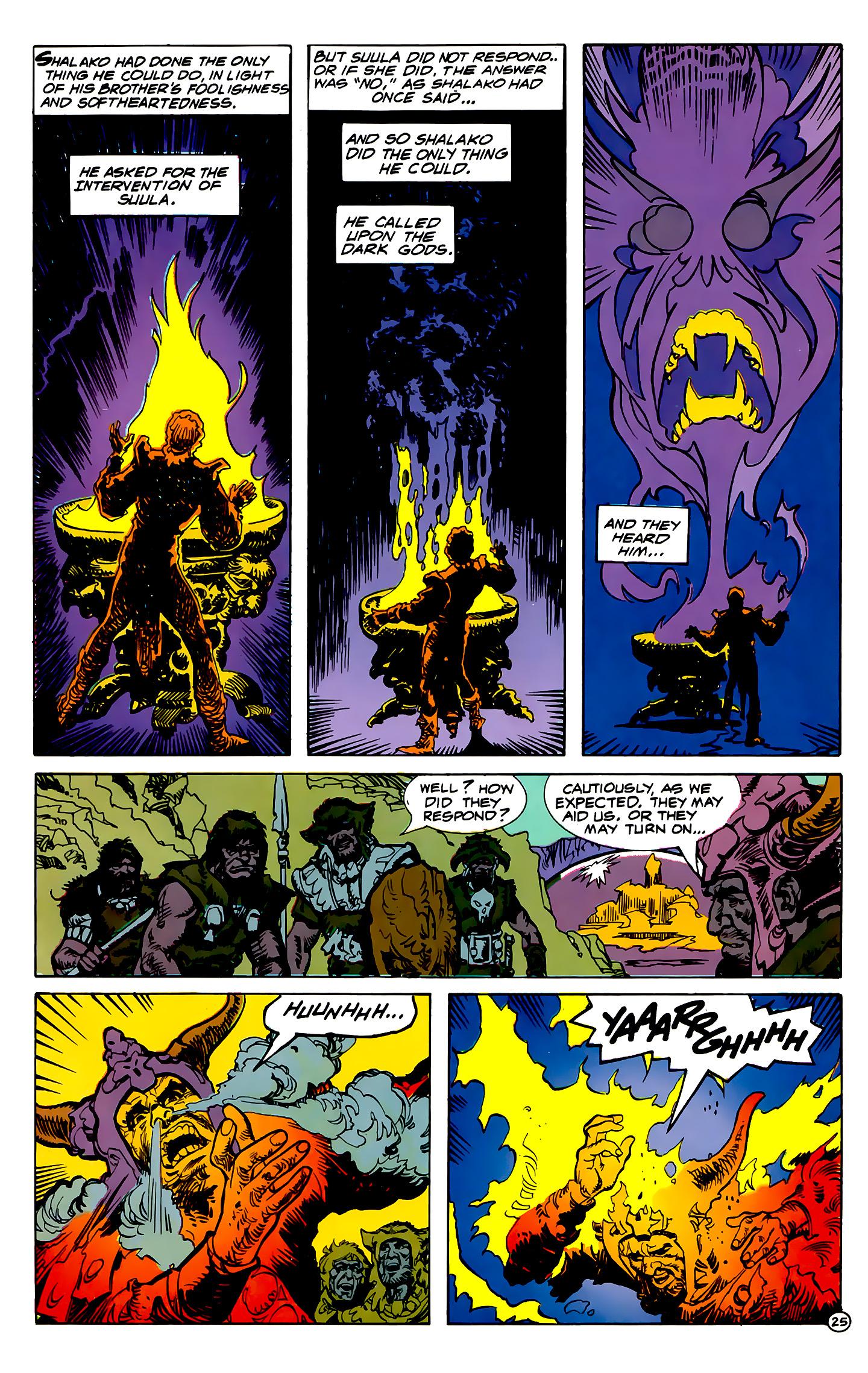Read online Atlantis Chronicles comic -  Issue #1 - 25