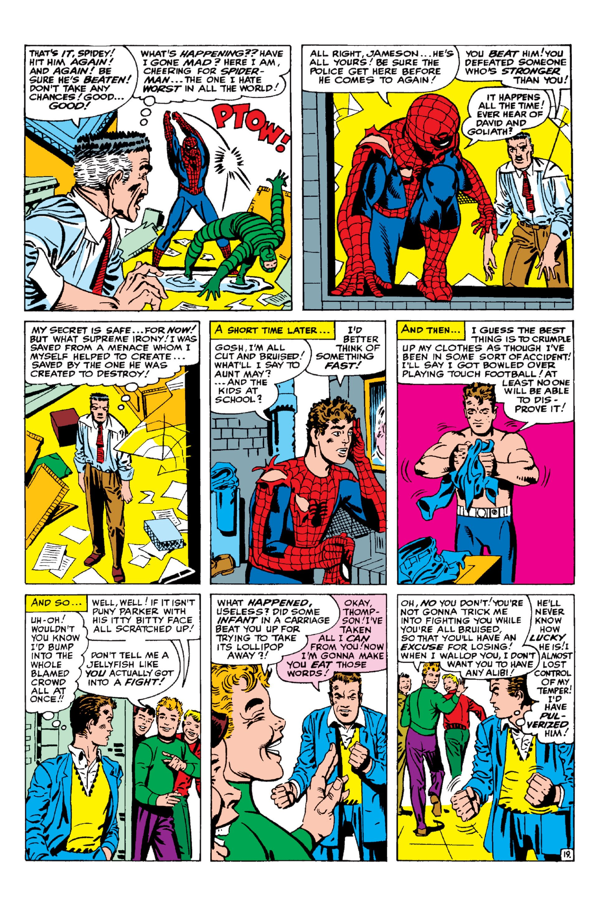 The Amazing Spider-Man (1963) 20 Page 19