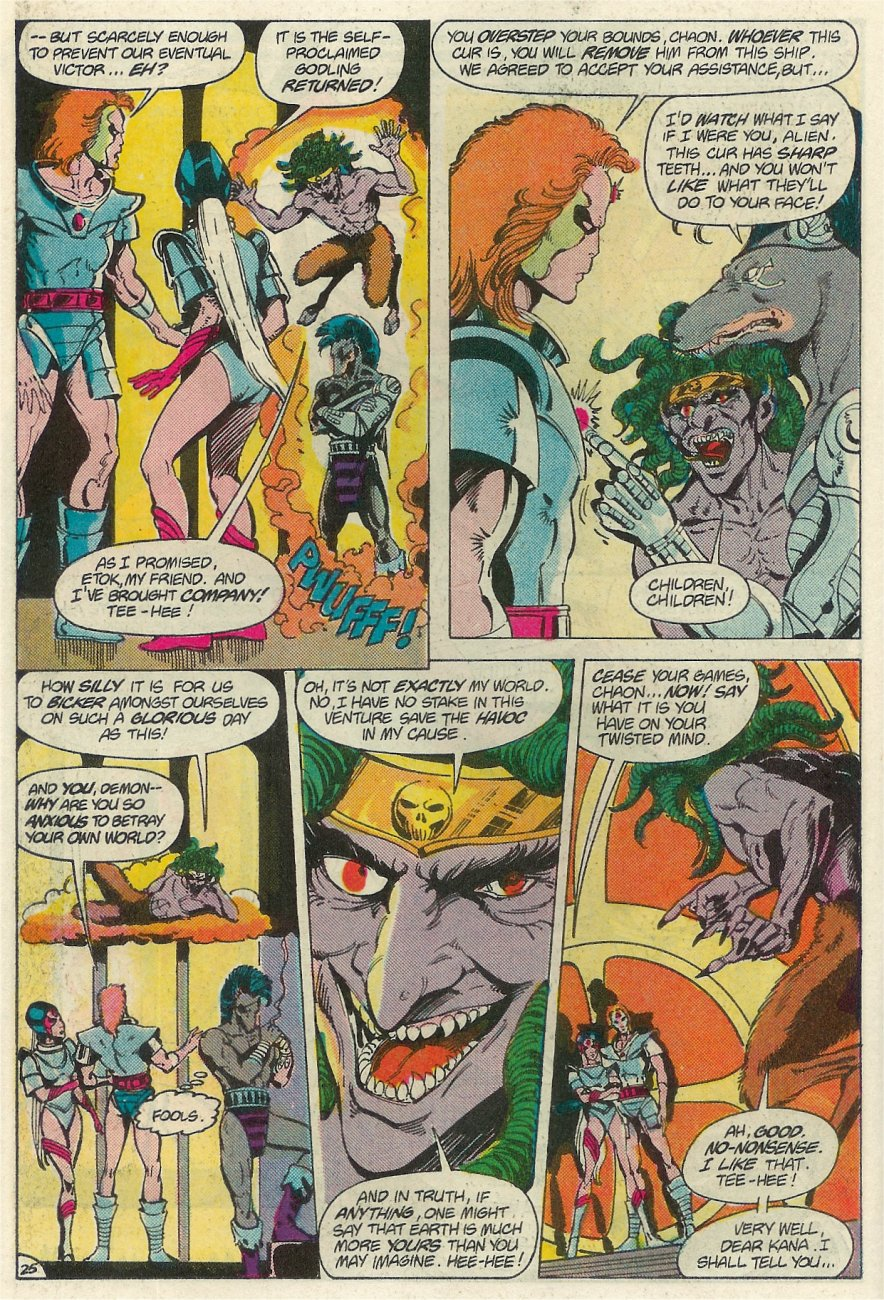 Read online Arion, Lord of Atlantis comic -  Issue #Arion, Lord of Atlantis _Special 1 - 26