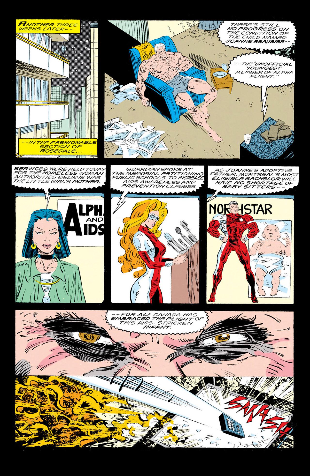 Read online Astonishing X-Men (2004) comic -  Issue # _Annual 1 - 24