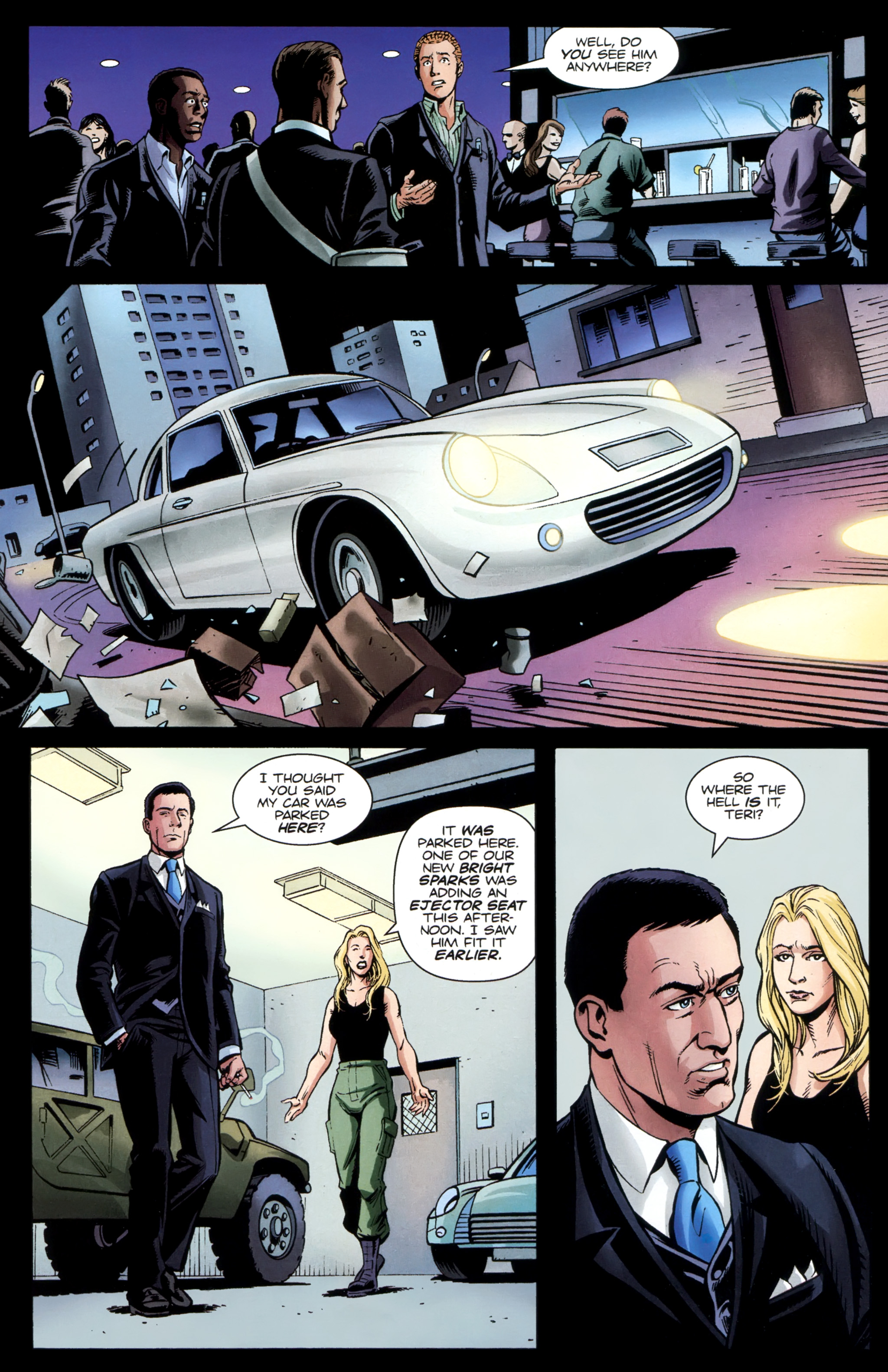 Read online Secret Service comic -  Issue #3 - 24