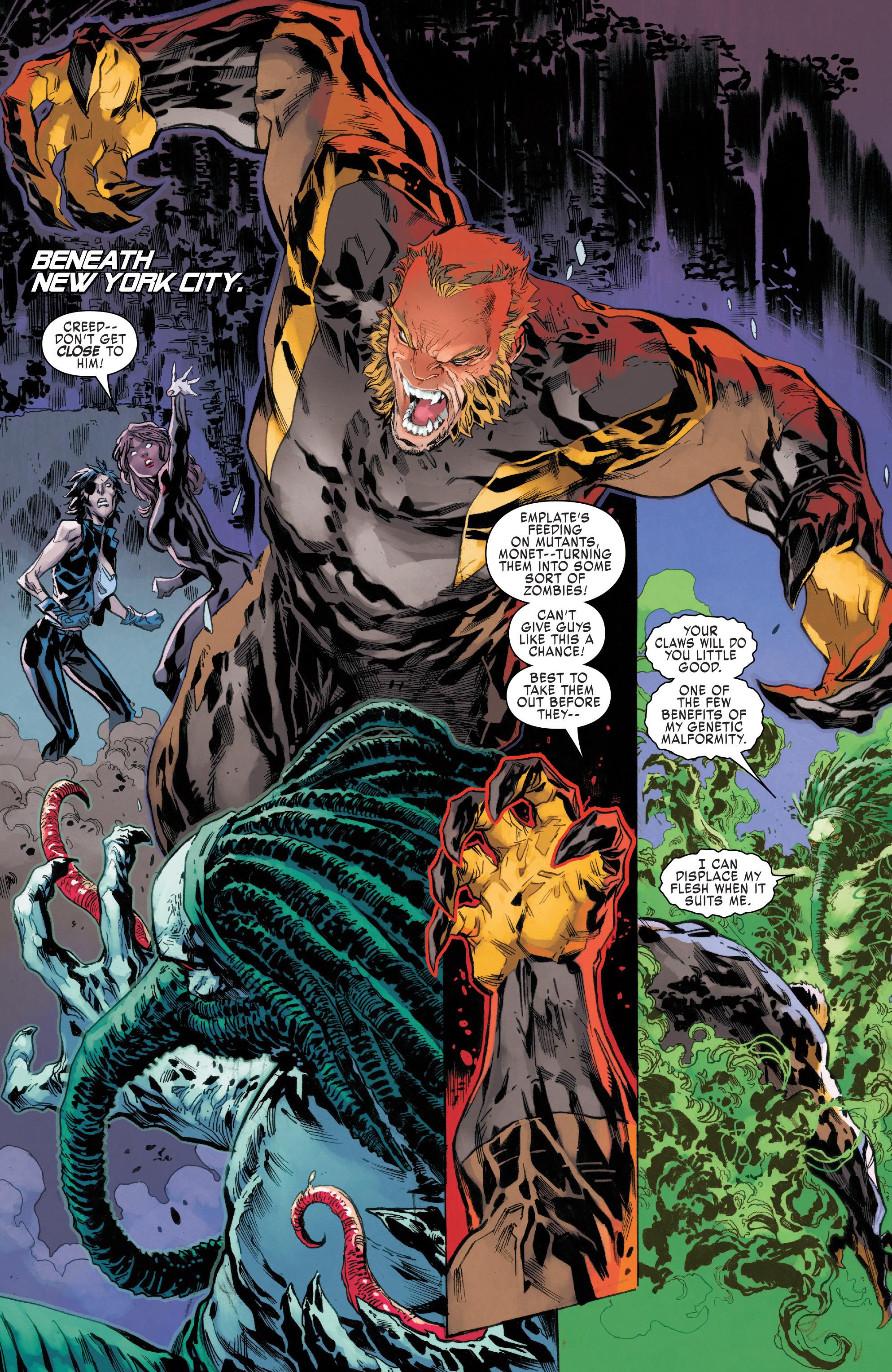 Read online Uncanny X-Men (2016) comic -  Issue #9 - 6