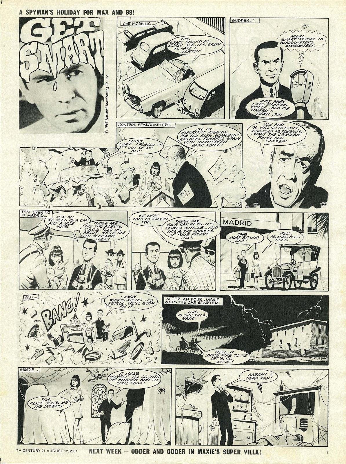 TV Century 21 (TV 21) issue 134 - Page 7