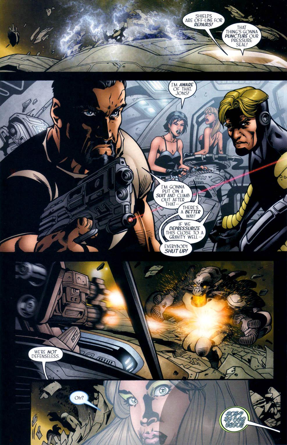 Read online Sigil (2000) comic -  Issue #33 - 16