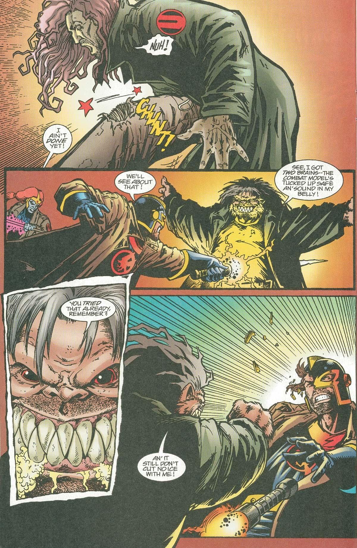 Read online UltraForce (1995) comic -  Issue #7 - 8