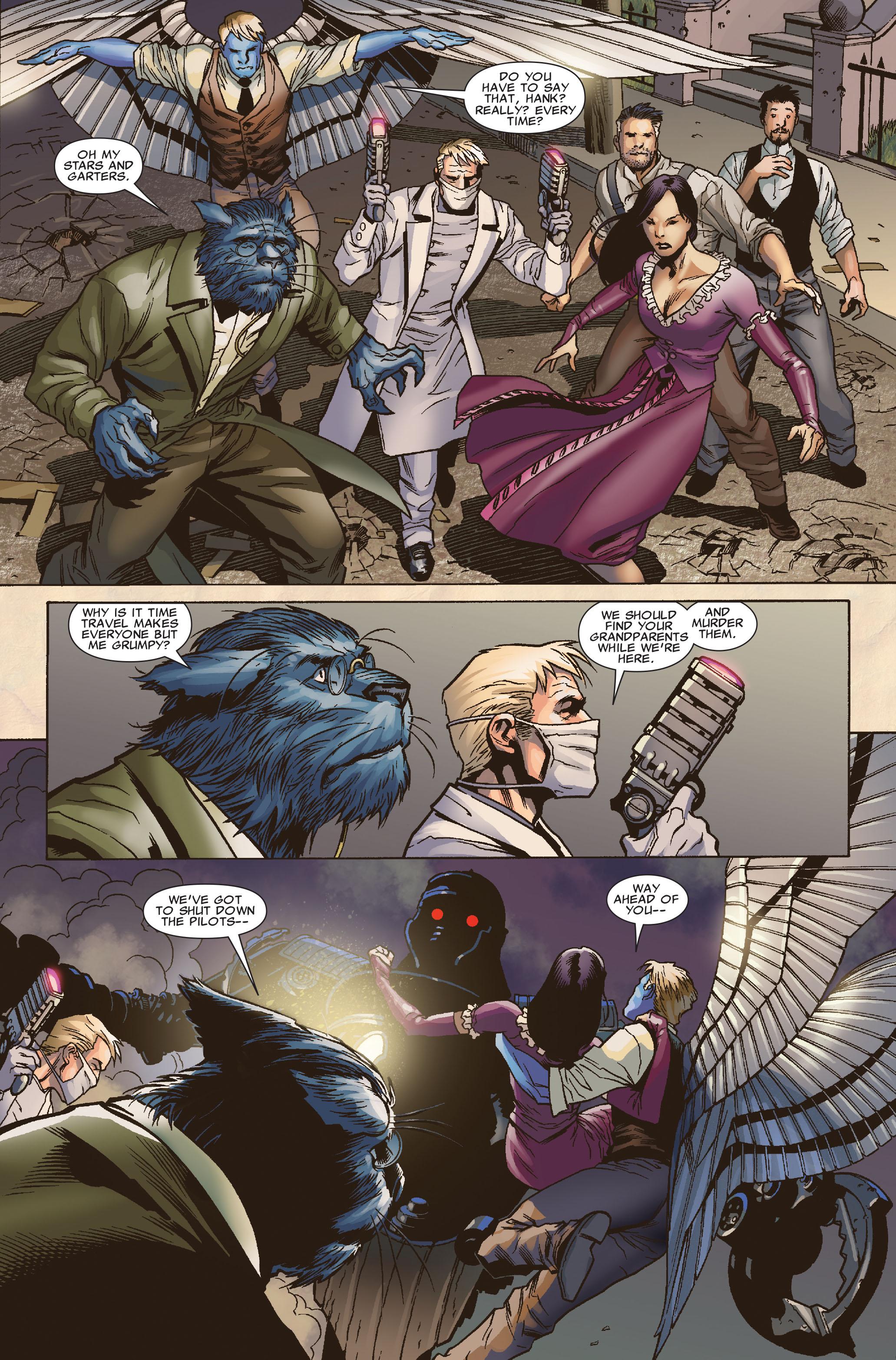 Read online Uncanny X-Men (1963) comic -  Issue #512 - 32