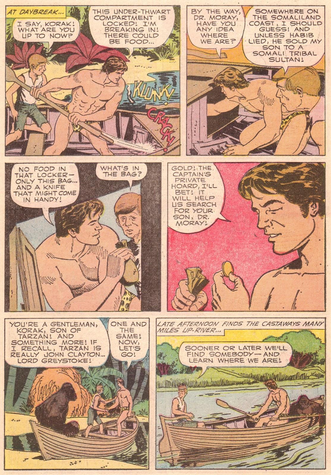 Korak, Son of Tarzan (1964) issue 35 - Page 11