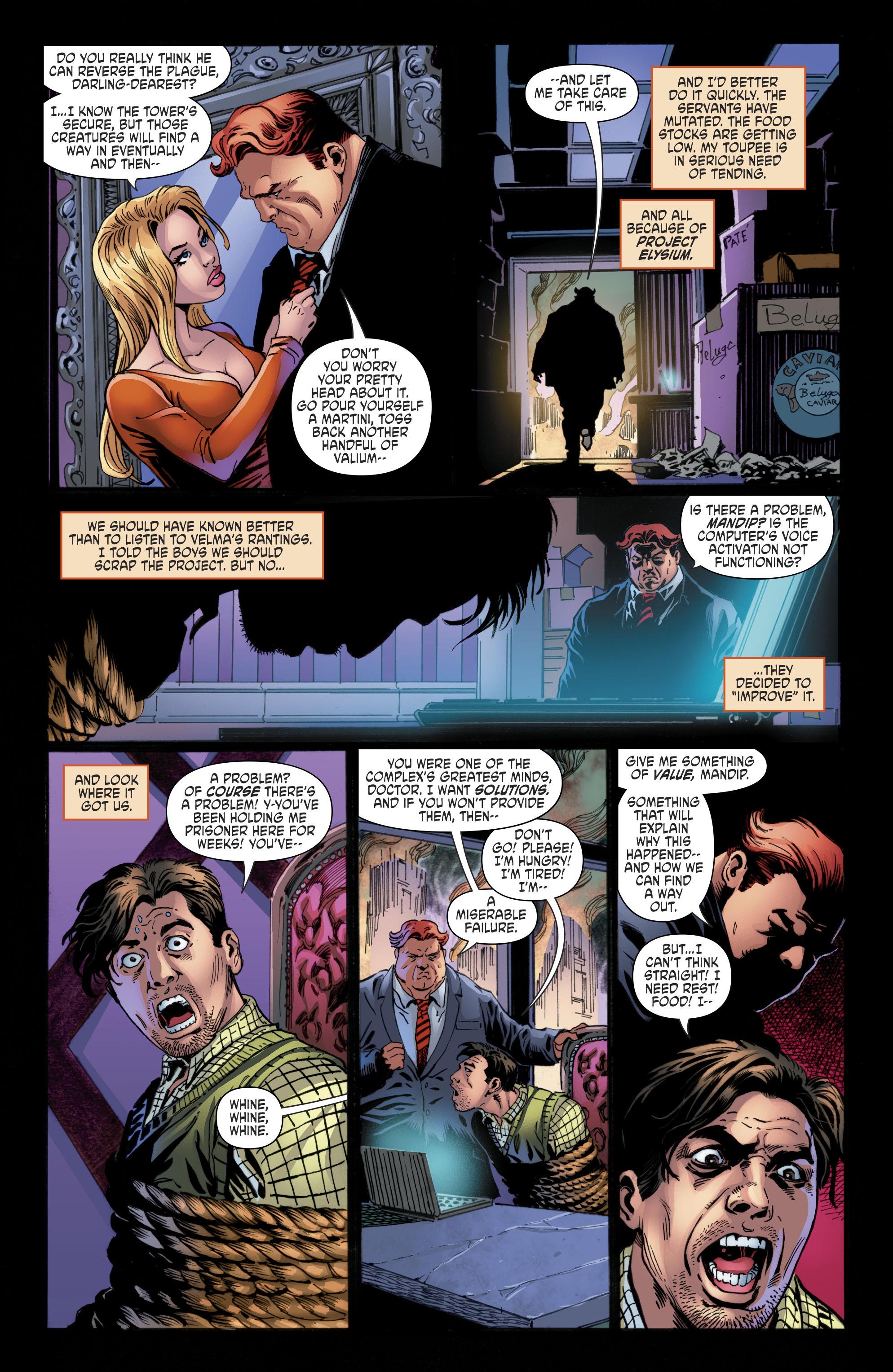 Read online Scooby Apocalypse comic -  Issue #11 - 24