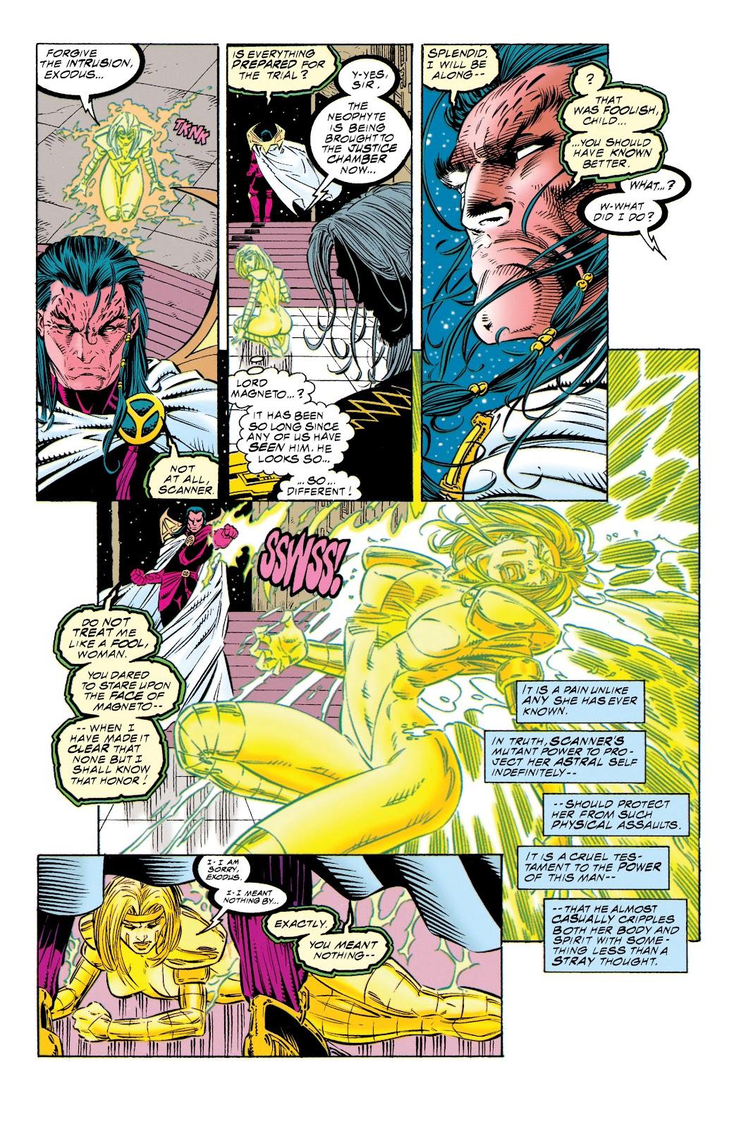 Uncanny X-Men (1963) issue 315 - Page 7