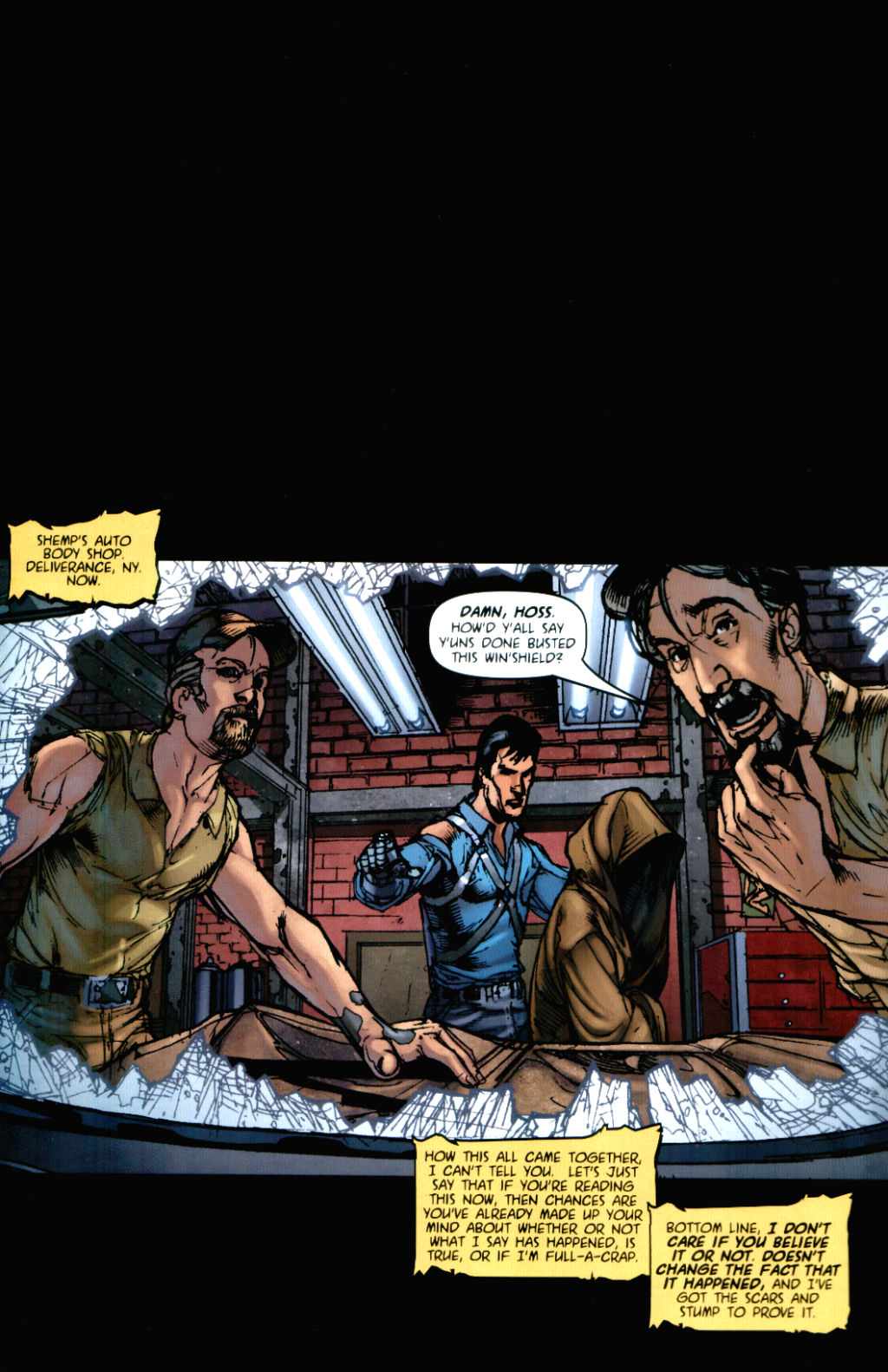 Army of Darkness (2006) Issue #8 #4 - English 4