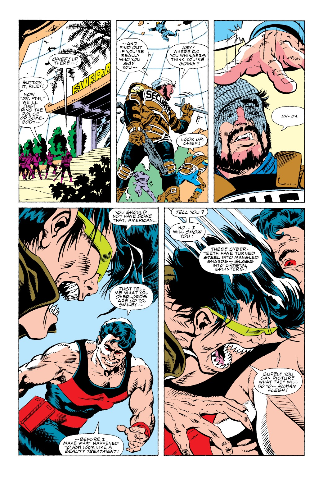 Avengers West Coast (1989) issue 73 - Page 15
