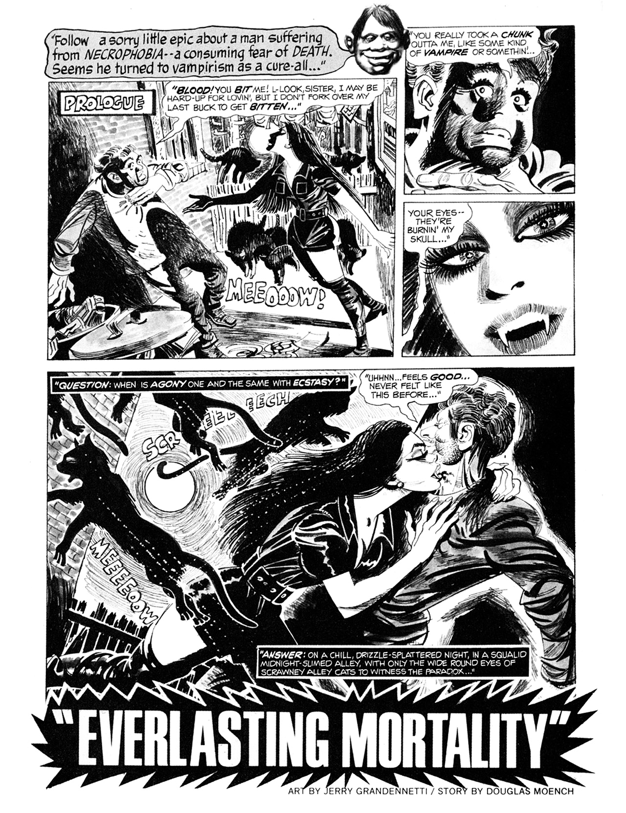 Read online Eerie Archives comic -  Issue # TPB 9 - 93