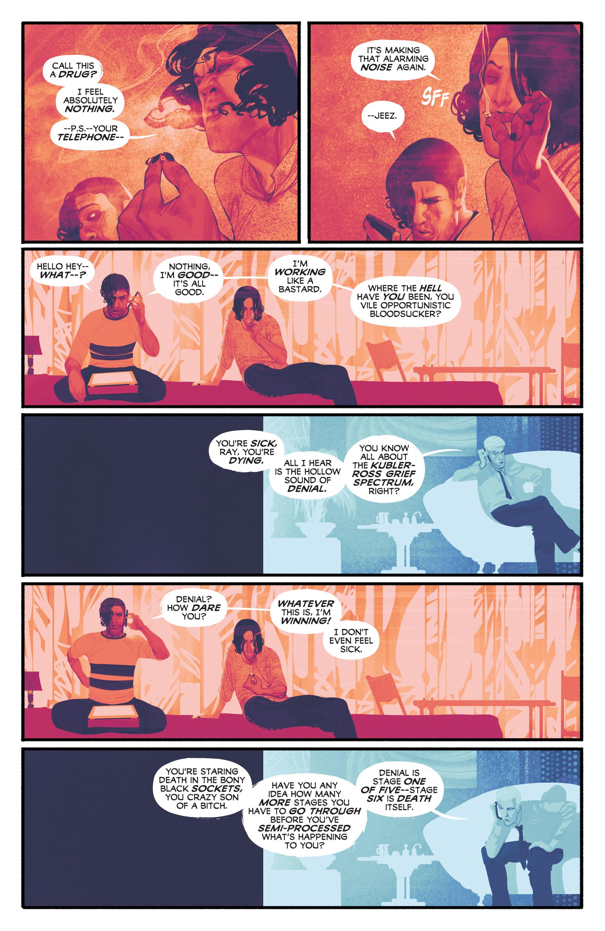 Read online Annihilator comic -  Issue #3 - 9