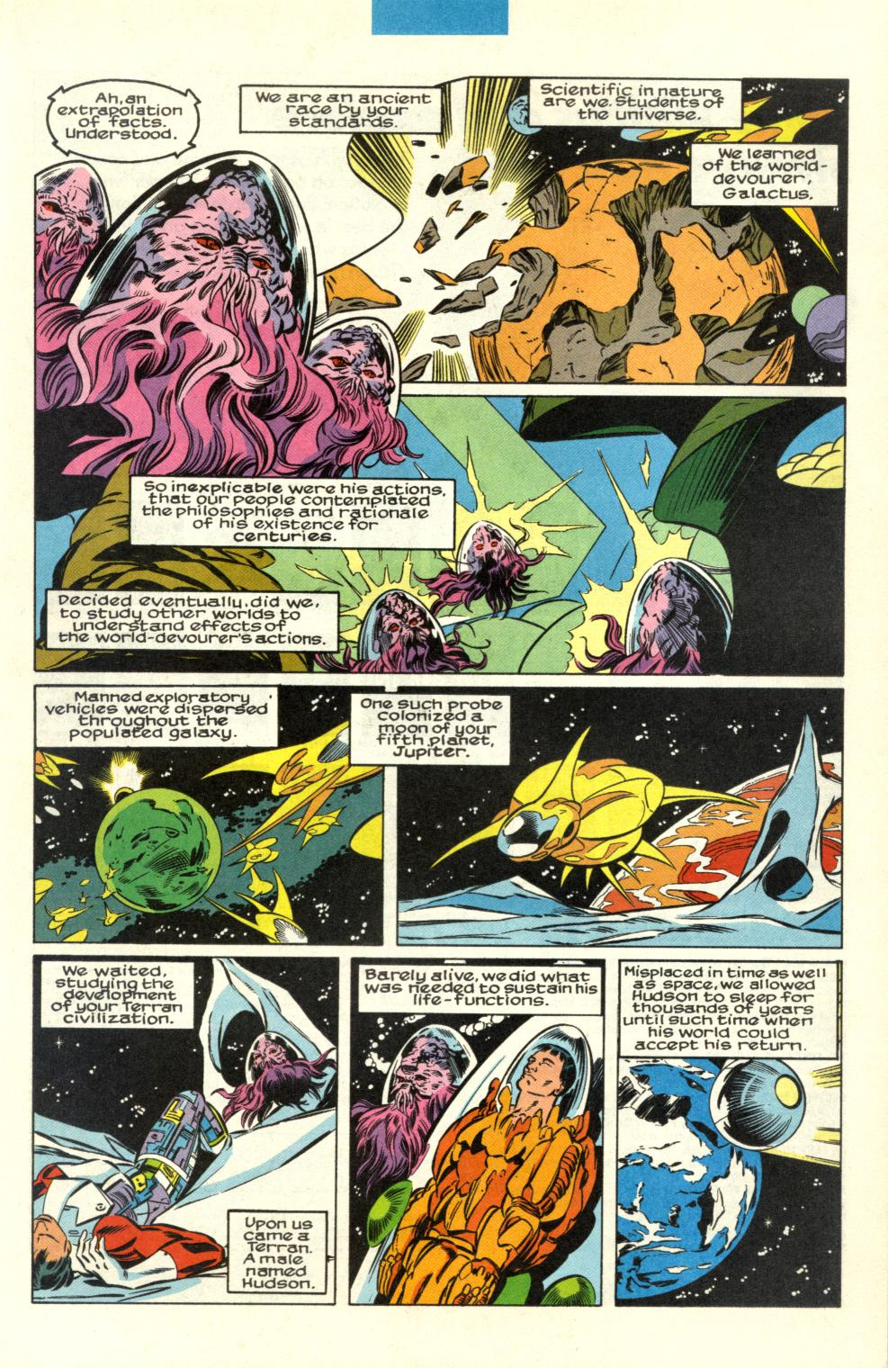 Read online Alpha Flight (1983) comic -  Issue #100 - 9