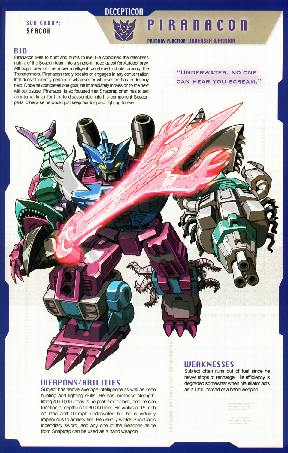 Read online Transformers: More than Meets the Eye comic -  Issue #5 - 58