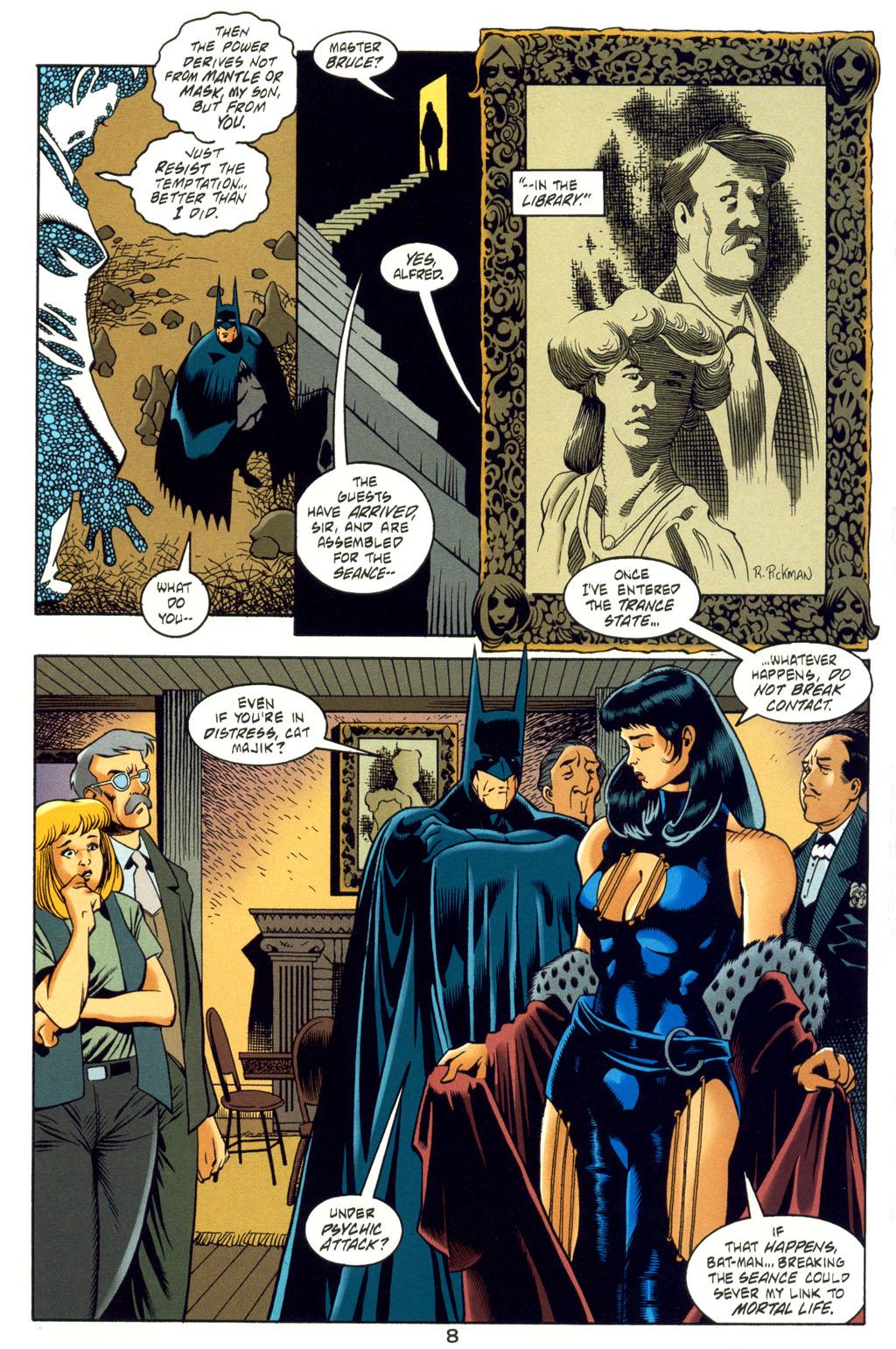 Read online Batman: Haunted Gotham comic -  Issue #4 - 9