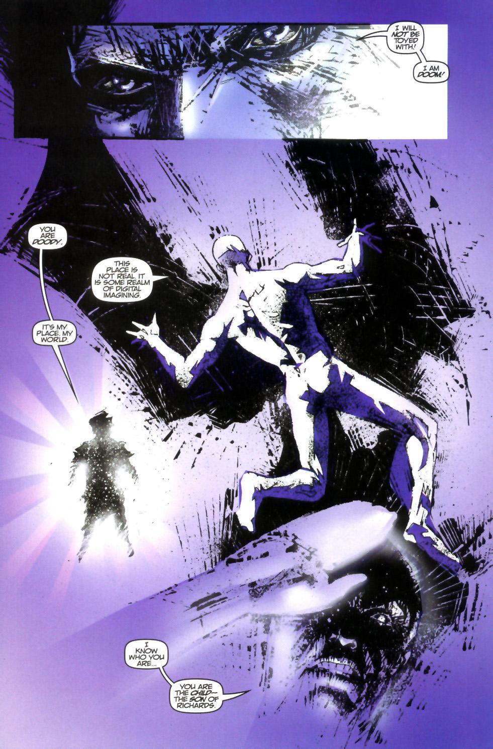 Read online Doom: The Emperor Returns comic -  Issue #2 - 13