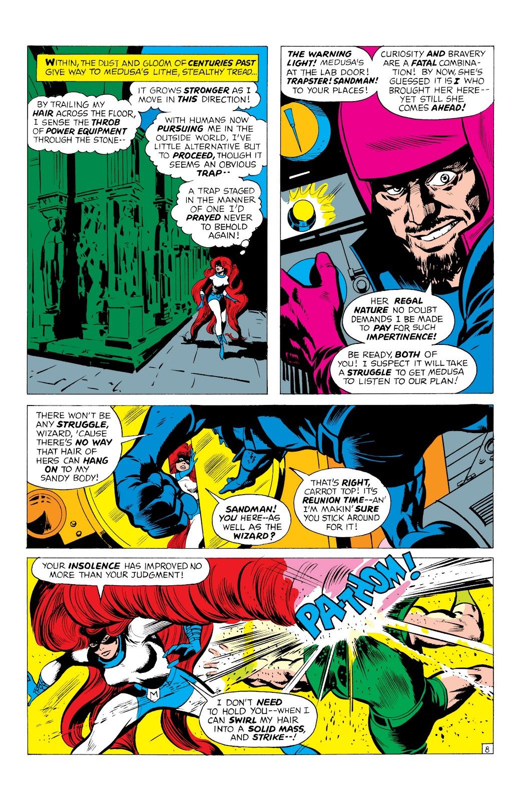 Read online Marvel Masterworks: The Inhumans comic -  Issue # TPB 1 (Part 1) - 51
