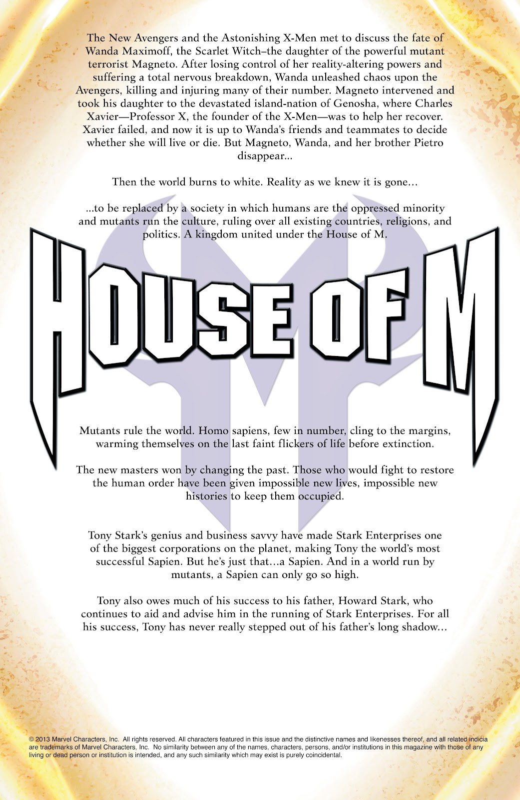 Iron Man: House of M Issue #1 #1 - English 4
