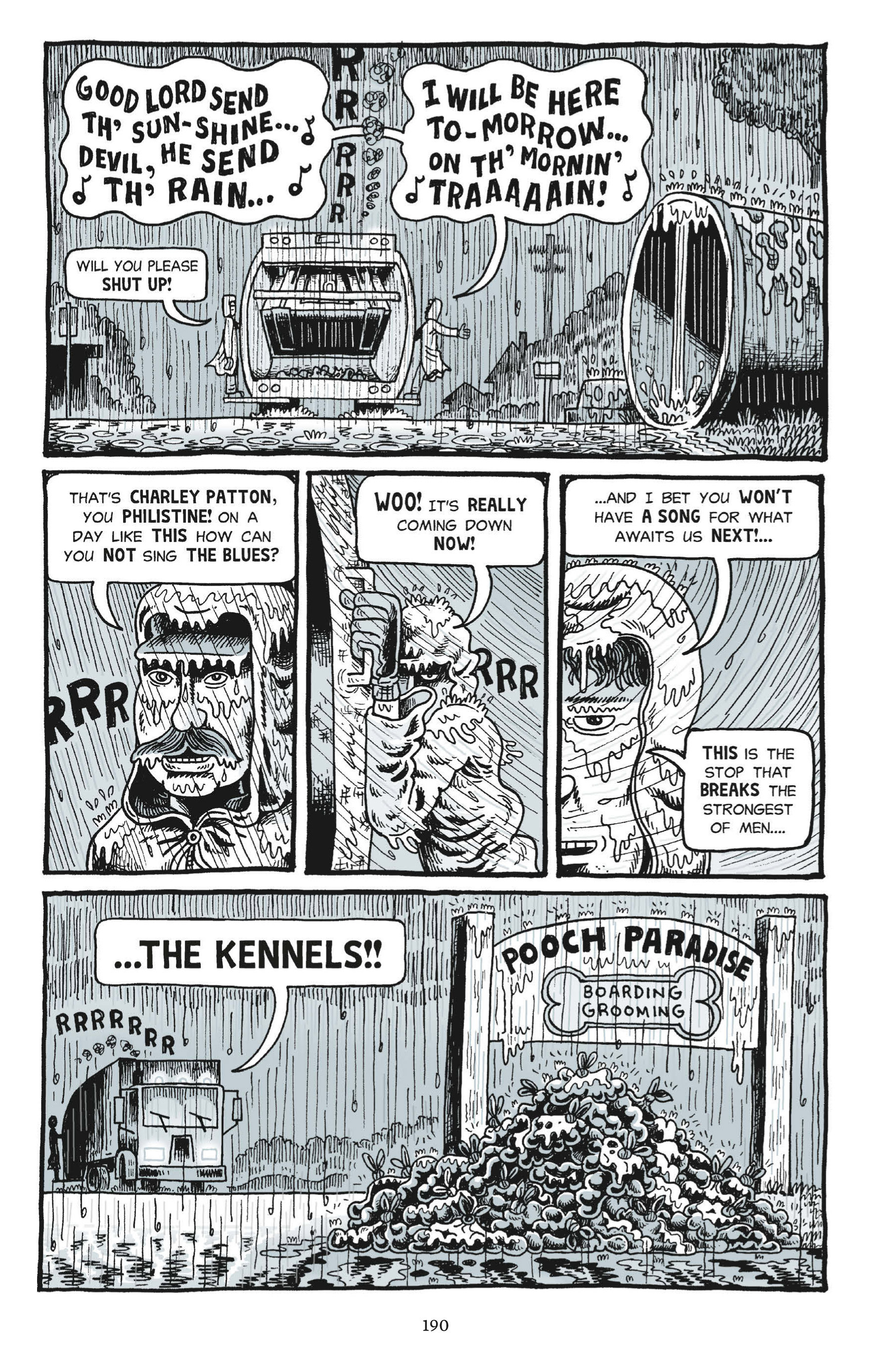 Read online Trashed comic -  Issue # Full - 182