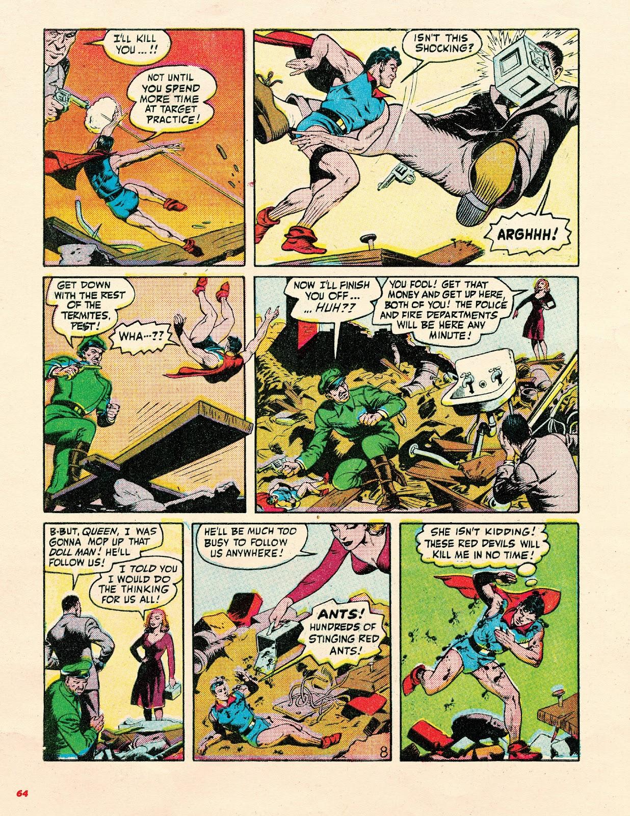 Read online Super Weird Heroes comic -  Issue # TPB 2 (Part 1) - 64