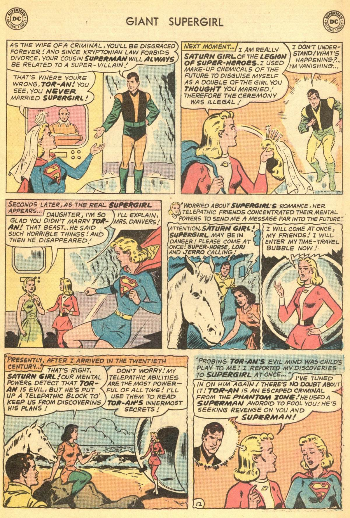 Read online Adventure Comics (1938) comic -  Issue #390 - 63